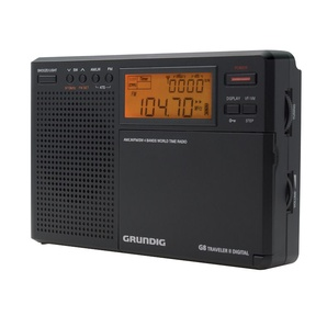 Радиоприёмник Grundig G8 Traveler II Digital