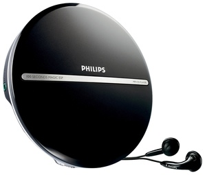 CD MP3 плеер Philips EXP2542