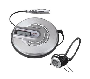 CD MP3 плеер Panasonic SL-CT582V