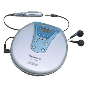 CD плеер Panasonic SL-CT480